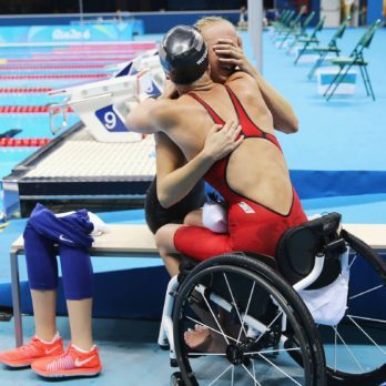 The Second-Most-Decorated U.S. Paralympian Is a Double Amputee Who's Been Competing Since the Age of 12