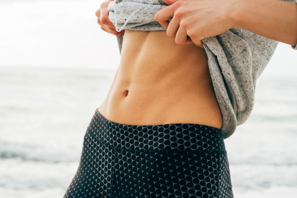 The One Exercise That Will Give You a Flat Stomach in 10