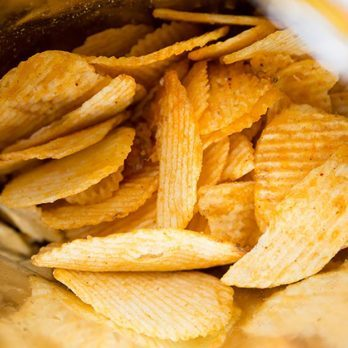 There's a Reason Potato Chip Bags Are Always Empty at the Top