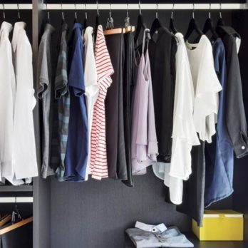 This Closet Decluttering Trick Is So Simple, You'll Wonder How You Never Thought of It Before