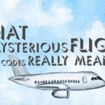 What 11 Mysterious Flight Codes Really Mean