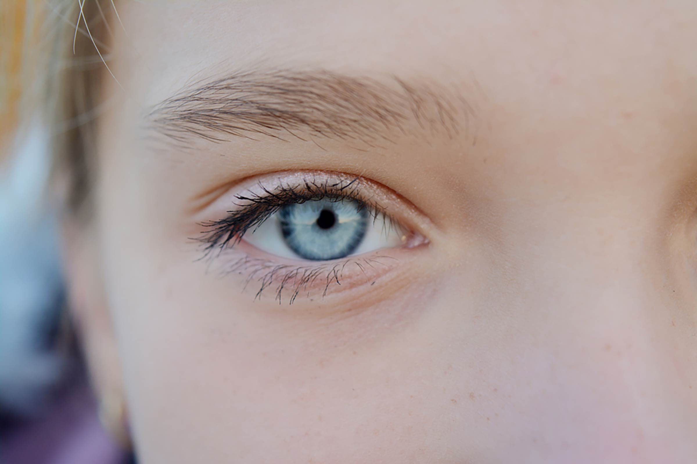 Why everyone scientifically has brown eyes