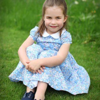 13 Unbearably Cute Moments of Princess Charlotte