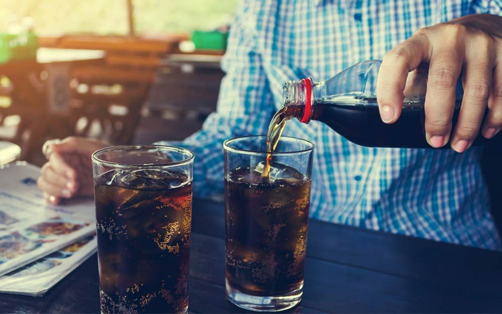 This Is Why You Should Never Order a Soda with a Burger