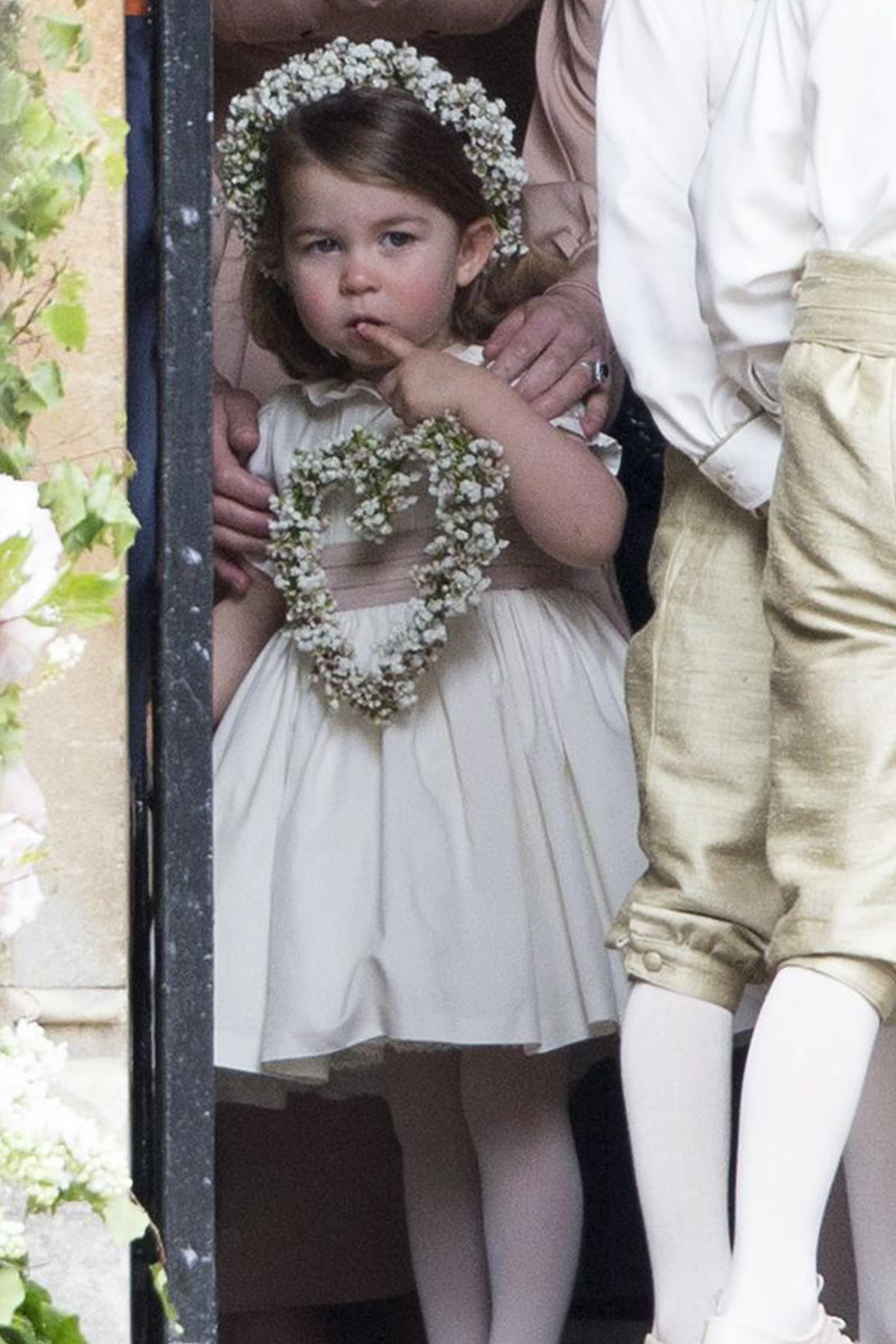 princess charlotte wedding