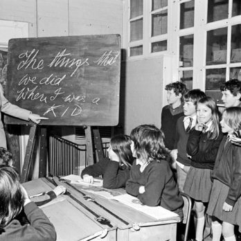 This Spelling Test from 1974 Will Drive You Insane