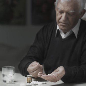 This Is Why You Want to Steer Clear of Antidepressants If You Have Alzheimer's