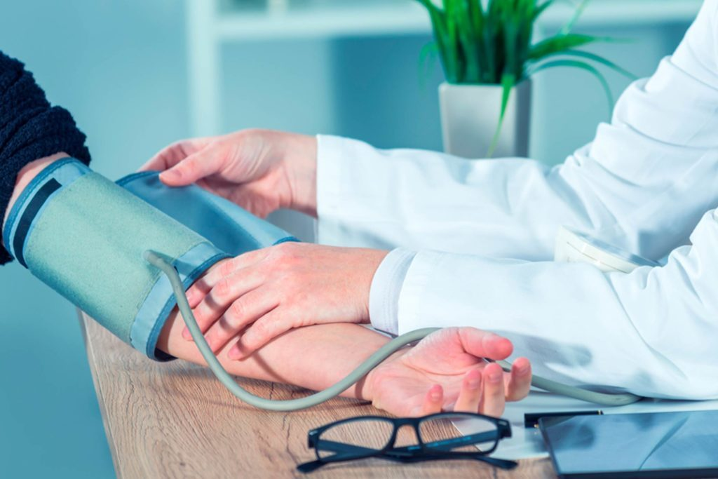 Lowering your systolic blood pressure