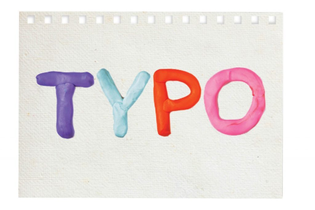 Spell Check Won't Catch These 9 Common Typing Errors