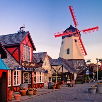 9 Small American Towns You'd Swear Were from Europe