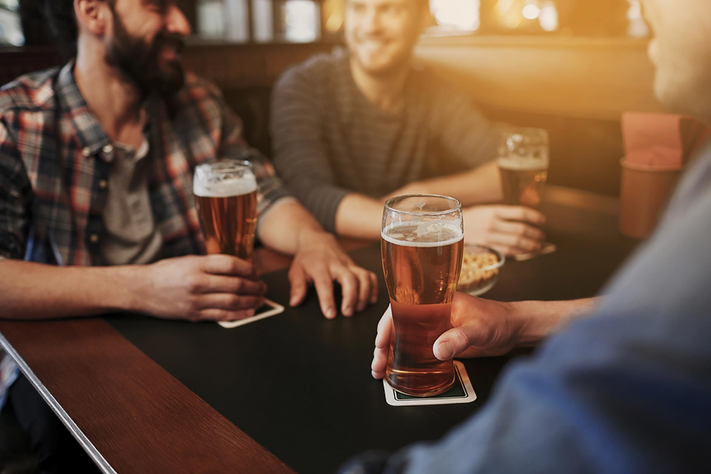 Harm of beer for men and women. Harm of non-alcoholic beer 7