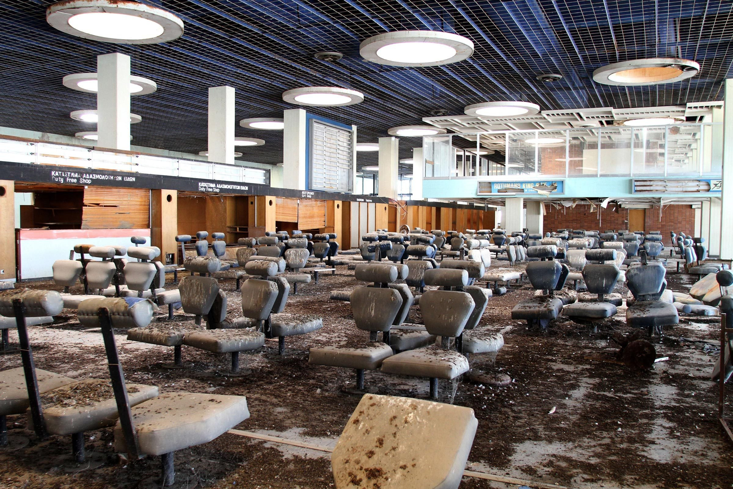 Abandoned Airports on Word Search Fun Money