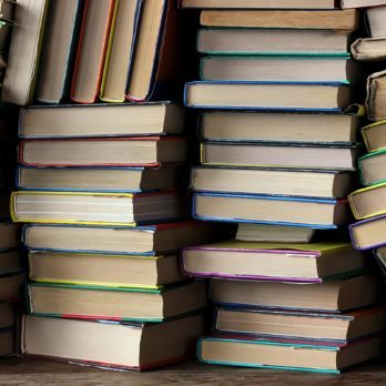 The Japanese Created a Word for People Who Hoard Books