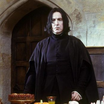 The Hidden Meaning of Professor Snape's First Words to Harry Potter