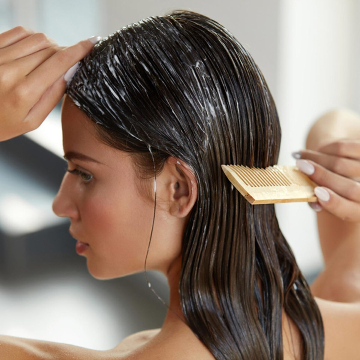 Easy Ways To Revive Sun Damaged Hair Readers Digest