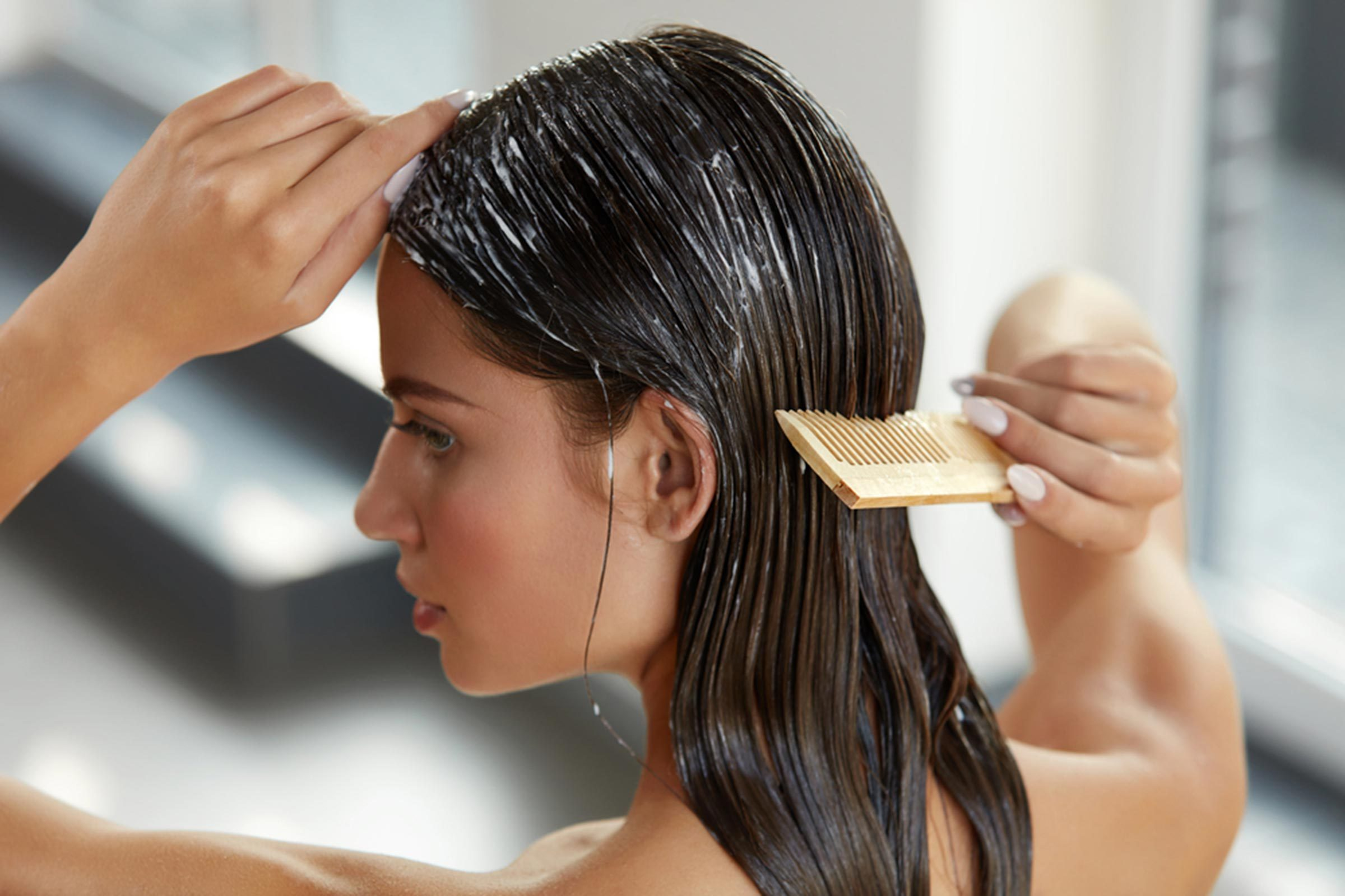 Home remedies for sun damage to hair