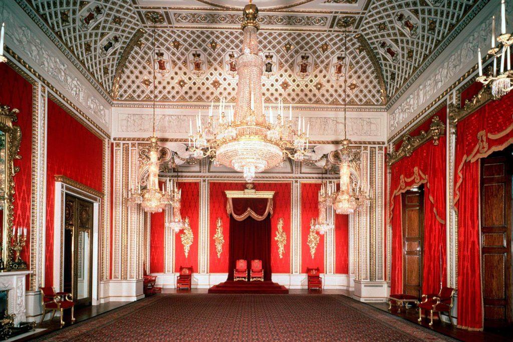 07 Hall Rarely Seen Buckingham Palace Editorial 214450c