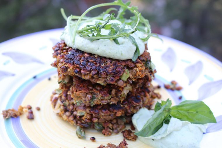 lentil-patties