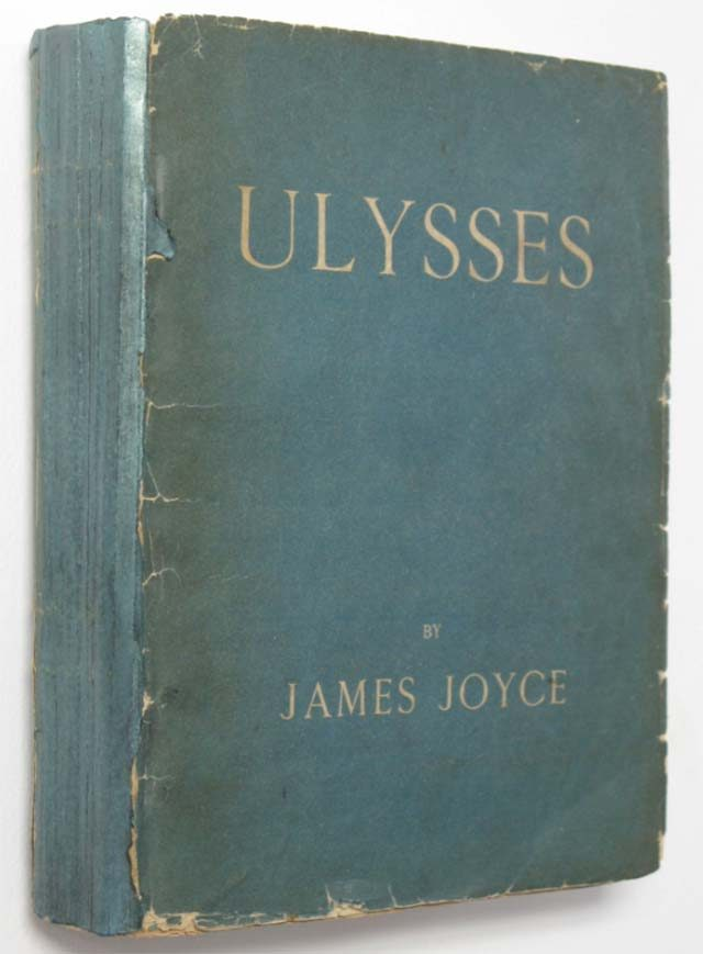 Ulysses By James Joyce Worth 355 000