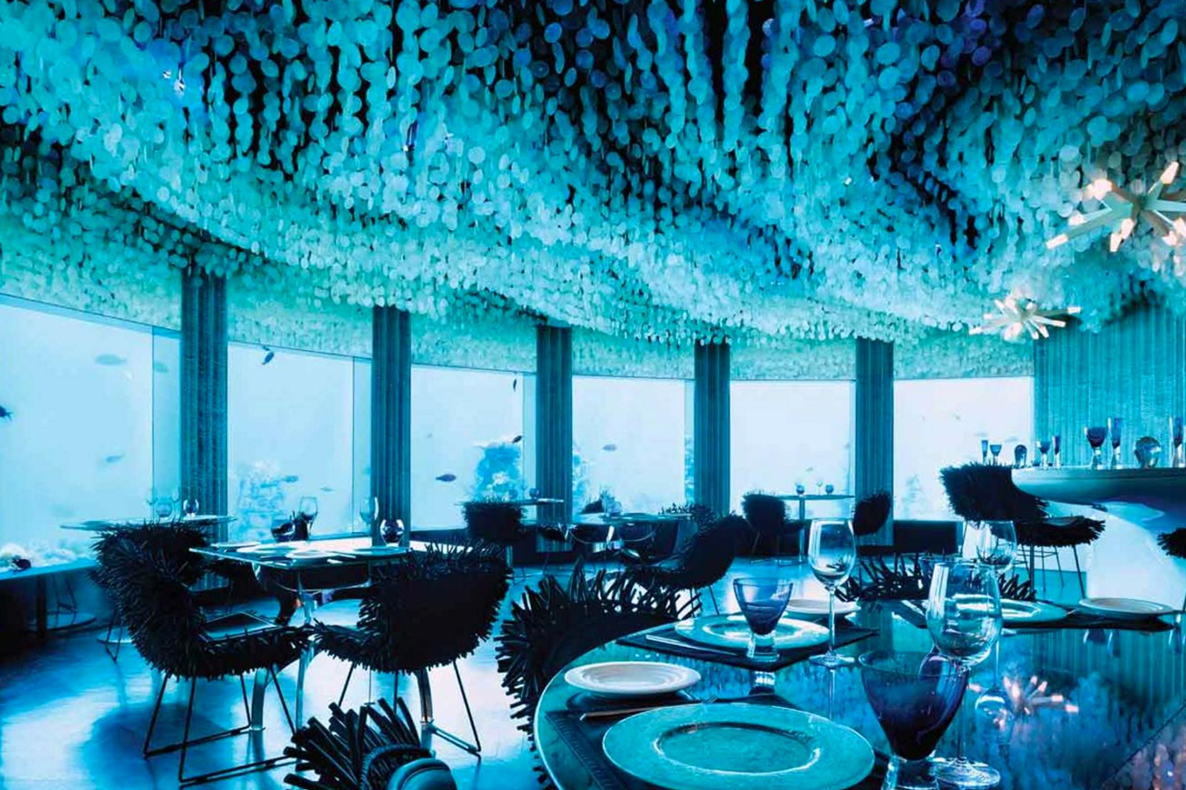 The most beautiful underwater hotels in the world reader for Beautiful hotels around the world