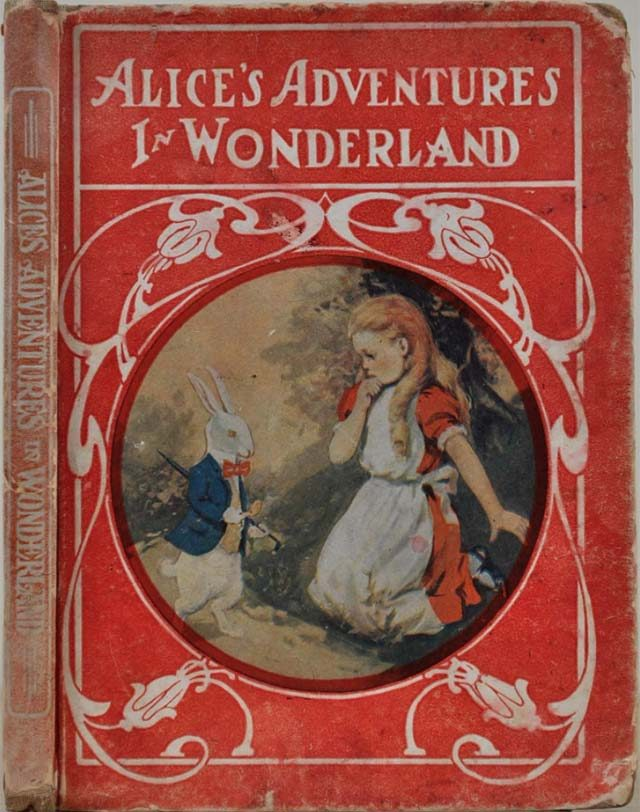Alice S Adventures In Wonderland By Lewis Carroll Worth About 2m To 3 Million