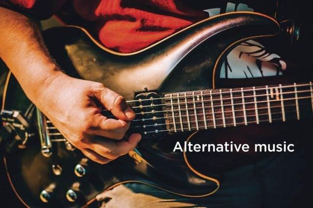Alternative-music