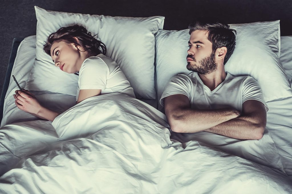 Signs Your Partner ISN'T the One | Reader's Digest