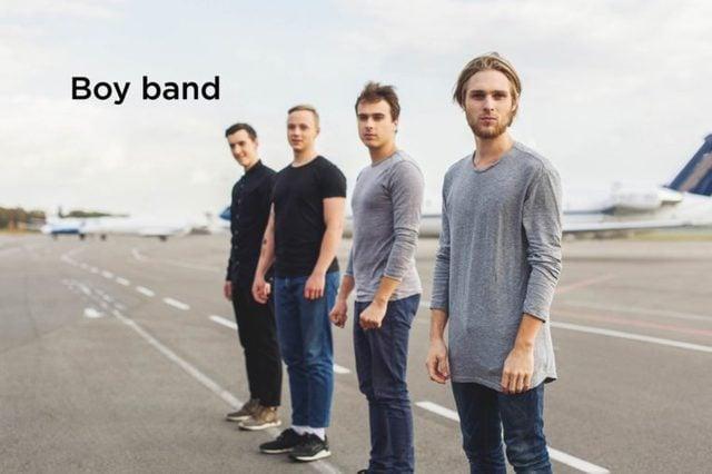 boy-band