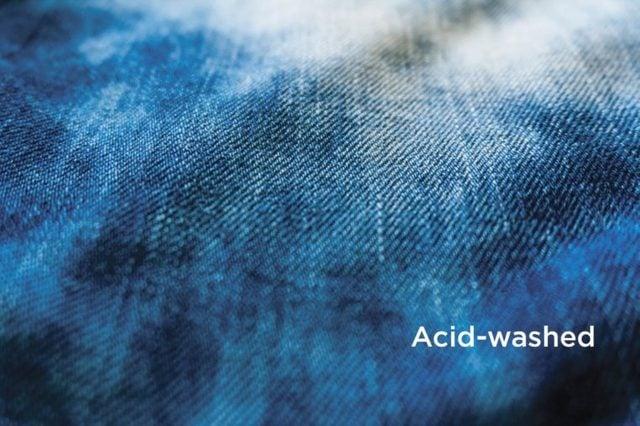 acid-wash