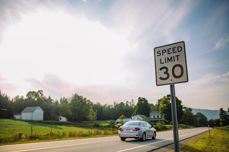 speed-limit