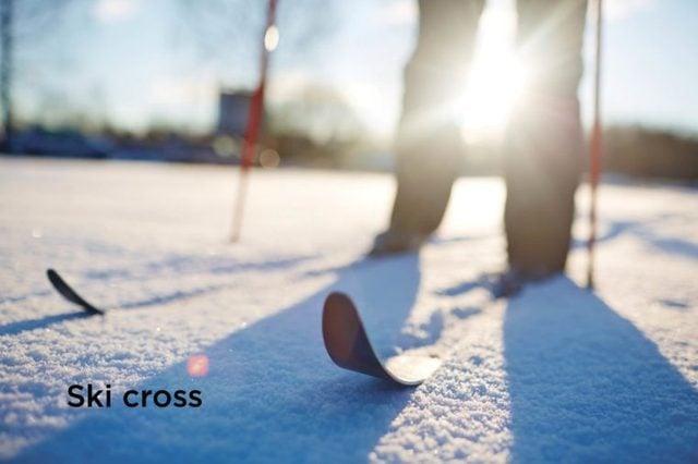 ski-cross