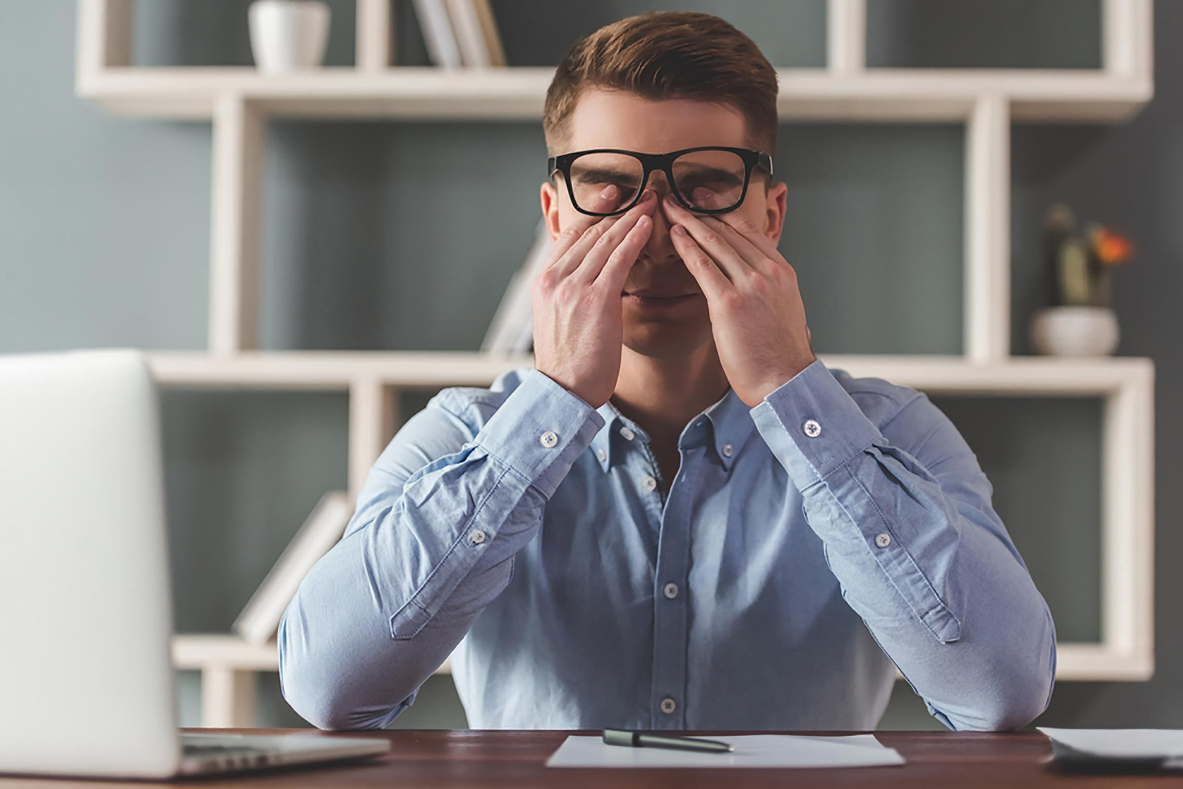 5 Weird Things Stress Is Doing To Your Body