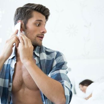 Apparently, You Can Tell If Your Spouse Is Cheating on You by Their Voice