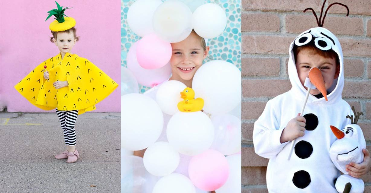 Try These Cheap Halloween Costumes for Kids Basically Anyone Can DIY