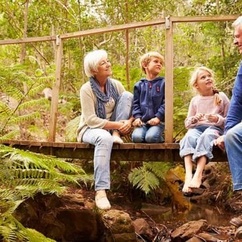 Grandparents Who Babysit Live Longer, According to Science