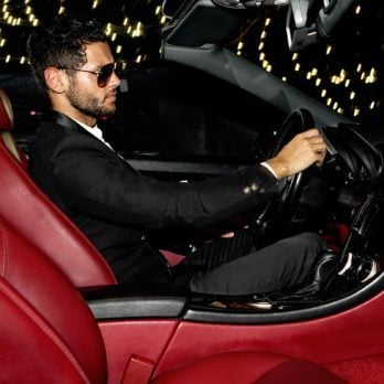 Here's Why High-Achieving Men Need Fancy Cars, Champagne, and Hot Tubs (Hint: It's Not Testosterone)