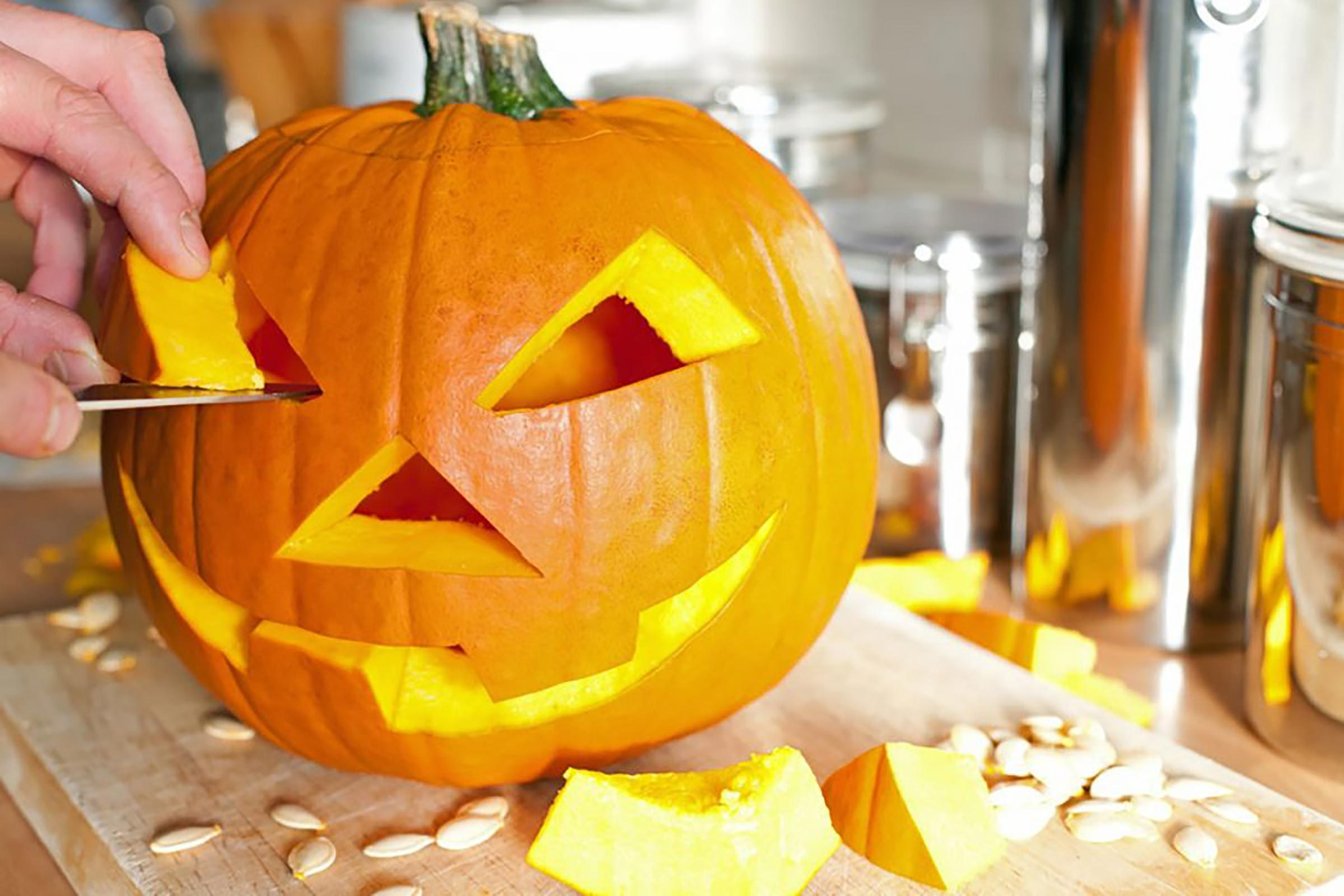 Pumpkin Carving History A Spooky Tale Behind Your Favorite