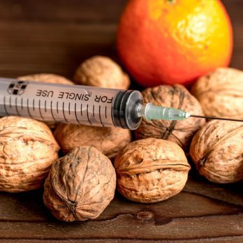 I Cured One of My Food Allergies in the Most Backward Way