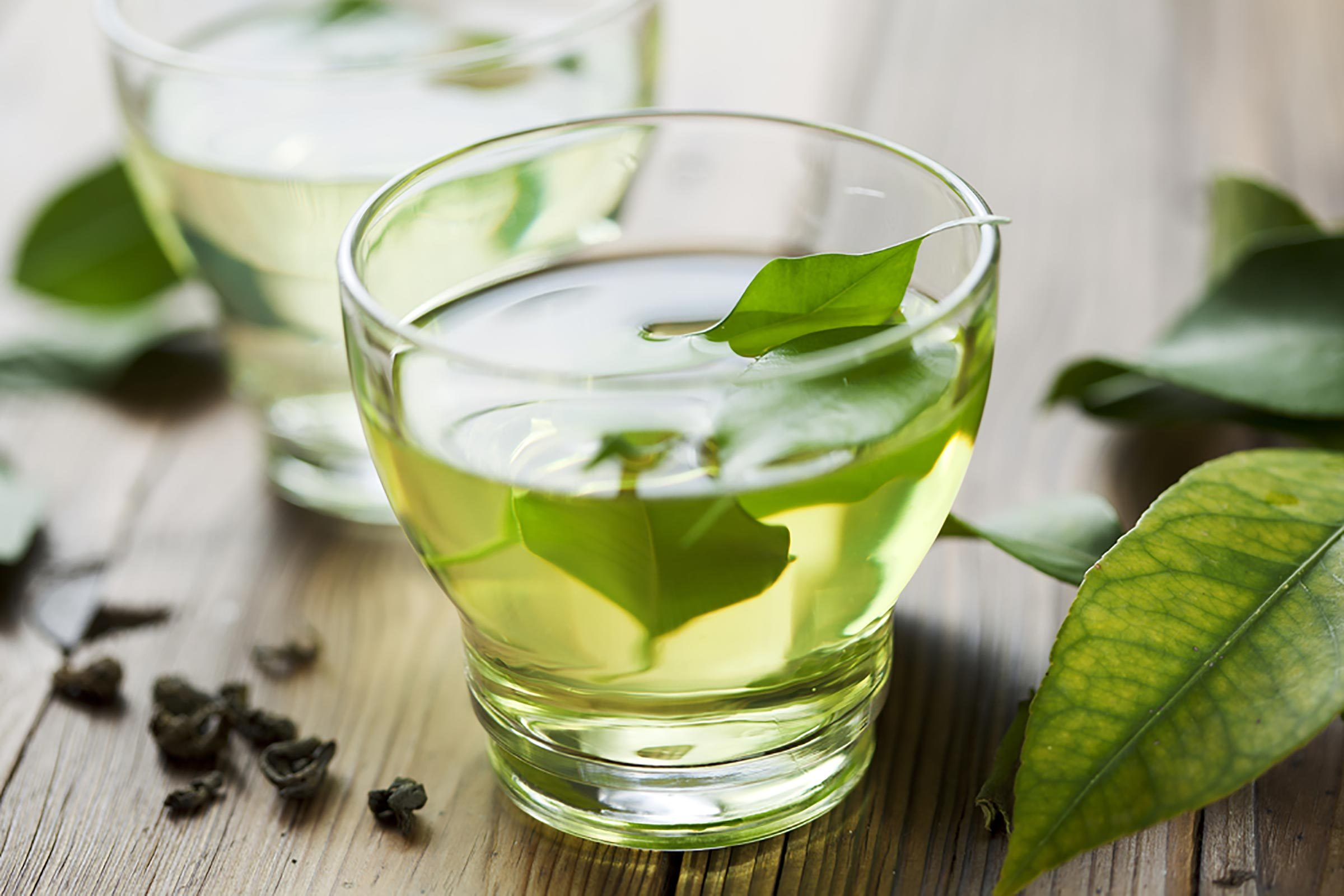 Diet on green tea - reviews
