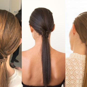 We Bet You've Never Seen This Ponytail Before—Here's How to Ace It