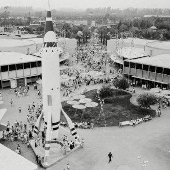 My Dad Helped Design Disneyland—Here's What the Park Was Like Before It Opened