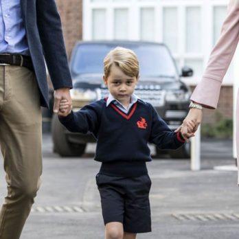 Prince George's School Won't Let Him Have a Best Friend