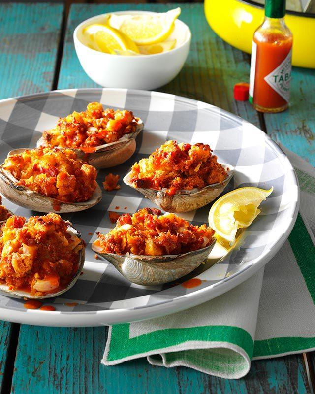 stuffed-clams
