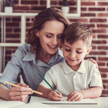 Science Says You Should Stop Helping Your Kids Do Their Homework