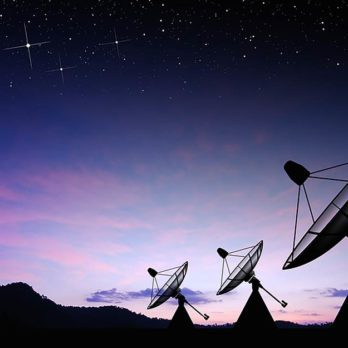 Scientists Just Picked Up Mysterious Signals from Deep Space