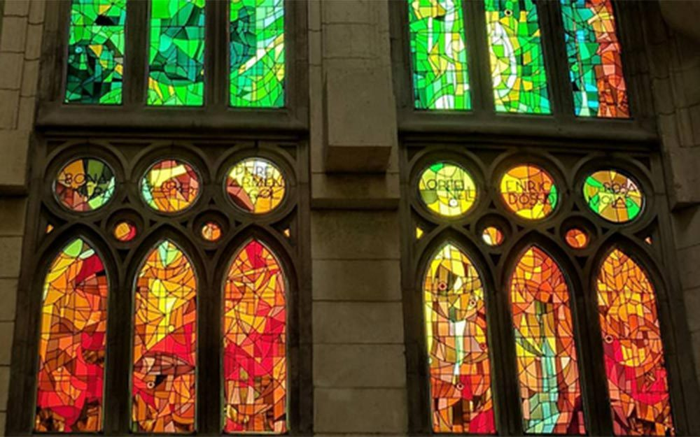 Stunning Photos Of Stained Glass Windows Readers Digest