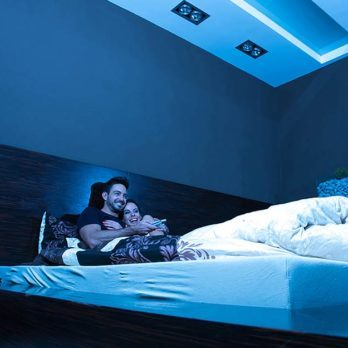 The Activity You Should Do in Bed to Strengthen Your Marriage (And It Isn't Sex!)