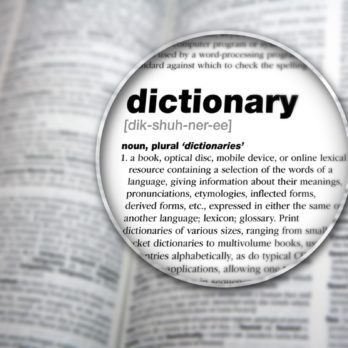 The Clever Way Dictionary Editors Prank Each Other