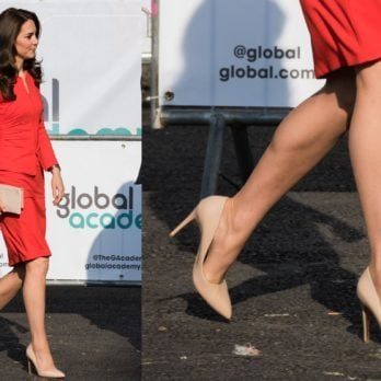 This Might Be How Kate Middleton Manages to Wear High Heels All Day Long