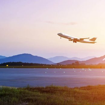 Why You Shouldn't Sleep While a Plane Is Taking Off or Landing